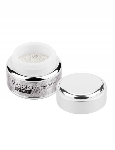 Glitter Cristal - Gel Masglo Expert